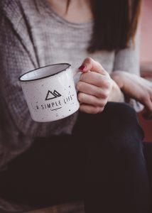 simple life mug