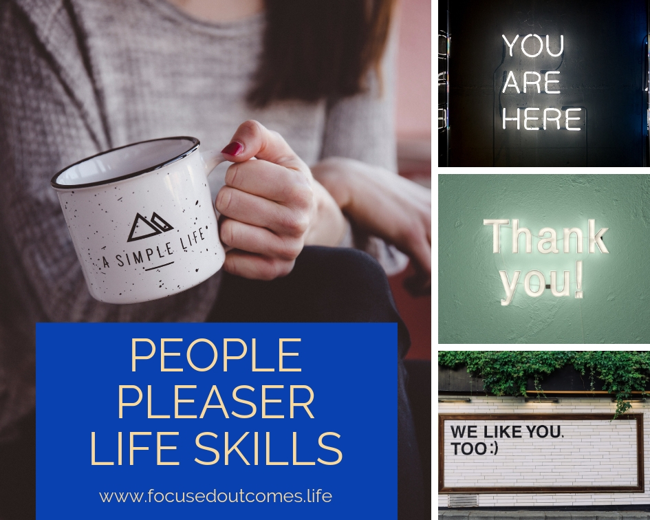 people pleasing life skills, thank you, simple life mug, you are here, we like you too